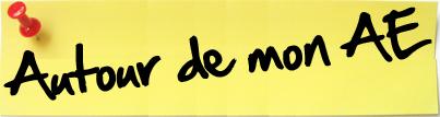 Autour de mon AE
